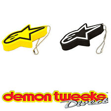 Alpinestars Floater Bike/Motorcycle Keychain Gift - EVA Foam Construction