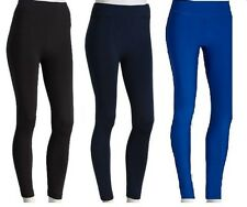 3-Pack Fleece-Lined Warm Leggings