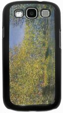 Claude Monet Art A Bend in the Epte Giverny Case for Samsung Galaxy S3 S4 S5