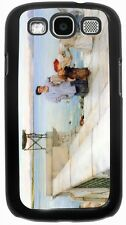 Rikki Knight Tadema Art A Kiss by Alma Case for Samsung Galaxy S3 S4 S5