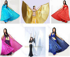 6 Colors Isis Wings Dance Wear Wing Egyptian Egypt Belly Dance Dancing Costume