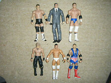 WWE CUSTOM BASIC ELITE WRESTLING FIGURE FLASHBACK SERIES EXCLUSIVE MATTEL WWF