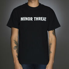 OFFICIAL Minor Threat - We'Re Just A Minor Threat T-shirt NEW Licensed Band Merc