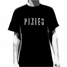 OFFICIAL Pixies - Shadow Logo T-shirt NEW Licensed Band Merch ALL SIZES