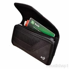 New Horizontal Nite Ize Wallet Holster Pouch Case Belt Clip for Cell Phones