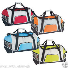 SPORTS GYM FOOTBALL HOLDALL TRAVEL BAG BRAND NEW BAGS