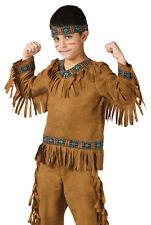 Boys Native American Kids Indian Halloween Costume