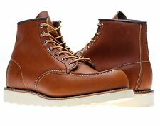 Red Wing Heritage 875 6-Inch Oro Legacy Mens Leather Boots 00875