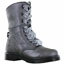 Dr.Martens Aimilie Pewter Womens Boots