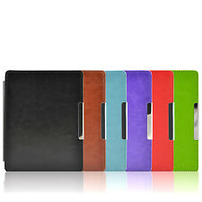 "Magnetic Auto Sleep Leather Cover Case For kobo aura(non HD)6"" 6.0 inch eReader"