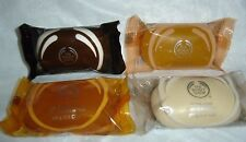 The Body Shop*COCONUT,MANGO,SATSUMA,SHEA*Soap Bars~ChOOse YouR ScentS-NEW-SEALED
