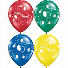 Congratulations Balloons Party Decorations Graduation Engagement Baby Supplies
