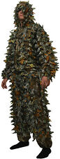 Feuille 3D NITEHAWK Ghillie suit woodland camo / camouflage chasse cerf stalking