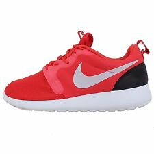 Nike Rosherun HYP Hyperfuse Roshe Run Red 2014 NSW Mens Casual Running Shoes