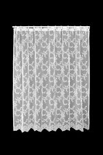 Downton Abbey Yorkshire Lace Shower Curtain by Heritage Lace Victorian Edwardian