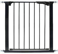 Kidco G1001 Gateway Baby Pet Pressure Mounted Safety Gate-Black