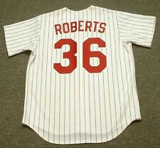 ROBIN ROBERTS Philadelphia Phillies 1950's Majestic Throwback Home Jersey