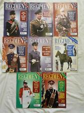 Regiment The Military Heritage Collection Magazine Issues 41 - 49 Select One