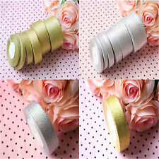 various size gold/silver onion with satin ribbon wedding decoration craft Sewing