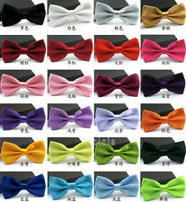 New Fashion Classic Novelty Mens Adjustable Tuxedo Wedding Party Bow Tie Necktie