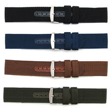 For Seiko NYLON NATO Watch Strap Band Fits SNK SKX Models Sports Mens Ladies S40