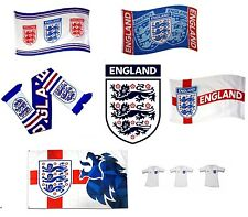 ENGLAND - FLAGS (BODY/HANG UP) - Official FIFA WORLD CUP Merchandise Brazil 2014
