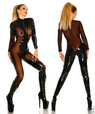 SEXY VAMPIRE COSTUME WOMEN Cosplay Dominatrix Fancy Bodysuit Goth Plus Size S-XL