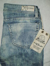 Dylan George Grace Skinny Stretch Jeans Womens Size 25, 26, 27, 29 USA New $189