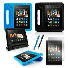 Kids Shockproof Foam Handle Case Cover Stand for Amazon Kindle Fire HDX 8.9 2013