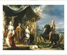 """IGNAZ STERN """"Nobleman Wearing Armour"""" new CANVAS print! various SIZES, BRAND NEW"""