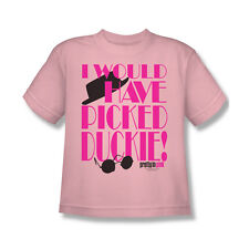 Pretty In Pink Picked Duckie T-Shirt Youth Boy Girl Pink S M L XL