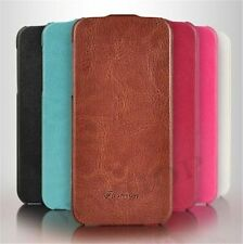 Vertical Folio Flip Leather protect Case Cover for Samsung Galaxy S4 S 4 i9500