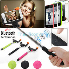 Bluetooth Extendable Handheld Selfie Stick Monopod for Samsung Galaxy Note 5