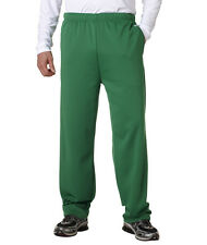 1478 Badger Unisex Performance Open-Bottom Pants Solid Sweatpants