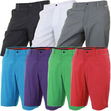 Dwyers & Co 2015 Mens Micro Tech 2.0 Golf Shorts Performance Flat Front