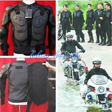 Motorcycle Full Body Armor Jacket Spine Chest Shoulder Protection Riding Gear LD