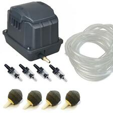 Koi Outdoor Fish Pond Air Pump / Aquarium Tank Hydroponics BOYU 10 - 60L/min