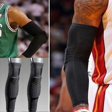 Basketball Shooting Arm Sleeve Elbow Support Crashproof Padded Arm Protector Gym