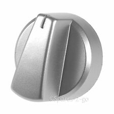 BELLING Oven Cooker Hob Gas Control Knob Silver Switch Spare Part 444447146