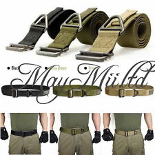 Adjustable Survival Tactical Belt Emergency Rescue Rigger Militaria Military Y