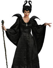 Womens Maleficent Christening Gown Deluxe Halloween Costume