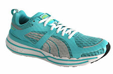 Puma Faas 900 Womens Blue Mesh Lace Up Running Shoes Trainers (186864 01 D107)