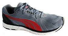 Puma Faas 600 S Mens Trainers Running Shoes Mesh Lace Up Grey 186733 03 D20