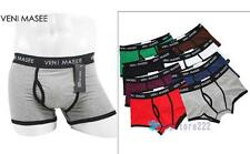 95% Modal + 5% Spandex Solid Mens Underwear Men Man Boxer Brief Briefs Shorts xp