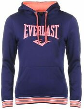 Everlast Charcoal Grey Ladies Striped Design Mock T-Shirt Sizes 8 - 20