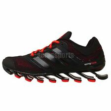 low priced 39724 78d99 Adidas Springblade Drive M Black Red 2014 New Mens Running Racing Shoes  Trainer