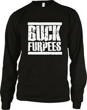 Buck Furpees Burpees WOD Workout Fitness Exercise Funny Long Sleeve Thermal