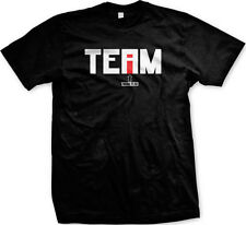 There Is No I in Team Sayings Teamwork Individual Ego New Men's T-shirt