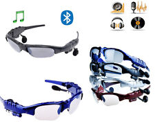 New Hands-free Bluetooth Sunglass Headset Headphone For Smartphone iPhone 6 5S 5