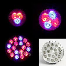 9W/15W/54W E27 Red Blue LED Plant Grow Light Bulb Indoor Hydroponic Flower Lamp